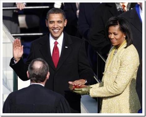 obama's oath