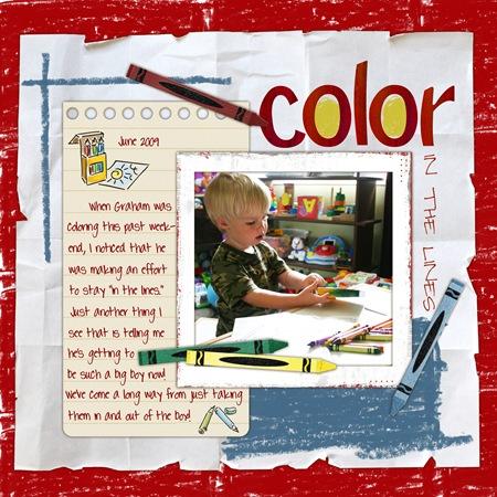 graham coloring - june 2009