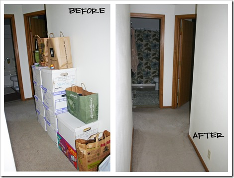 hallway compare