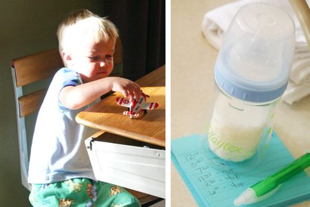 Play and bottle