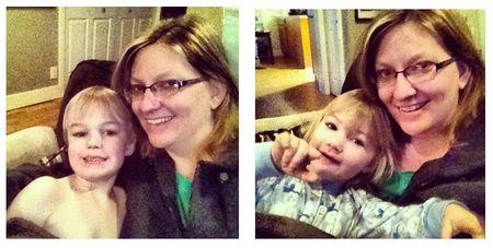 Me and kids - blog