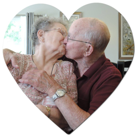 Grandma-pa love