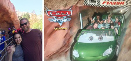 Cars ride
