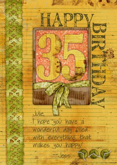 Juliesbdaycard2007